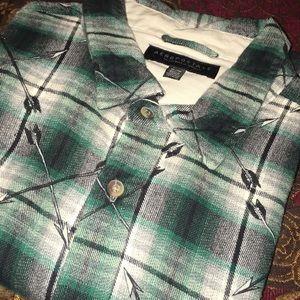 Aeropostale flannel shirt